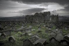 Dracula's haunt (by Simon Gardiner)
