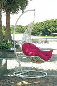yc086 garden swing chair hanging egg chair rattan hanging chairs photo detailed about yc086 garden