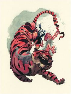 Super Punch: Tiger and a Big Daddy