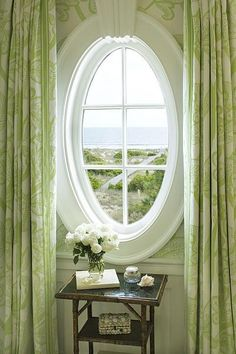 The American Society of Interior Designers (ASID) advances the interior design profession and communicates the impact of design on the human experience. White Cottage, Cozy Cottage, Ventana Windows, Window View, Allegra's Window, Window Curtains, Interior Decorating, Interior Design, Through The Window