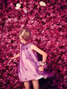 Baby Dior - Discover the Spring-Summer 2014 collection