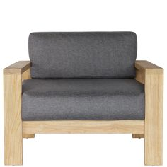 Contemporary design combined with timeless natural teak, this range is the epitome of modern clean classic lines, perfect for urban outdoor living. Contemporary Armchair, Contemporary Furniture, Contemporary Design, Classic Furniture, Modular Couch, Weylandts, Cushions For Sale, Couch Design, Lounge Suites