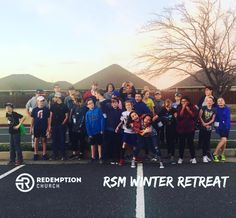 The Redemption Student Ministry Winter Retreat is off to a great start! We're so excited for tomorrow! We're doing a @redemptionokc social media takeover! #rsmwinterretreat #rsm #redemptionstudents #edmondstudents #redemptionokc #oklahoma #okc