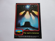 # 63 Close Encounter Of The Third Kind Cards From 1978