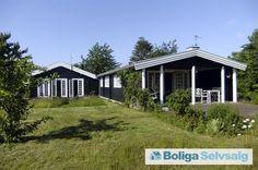 Troldkær 5, Kyndeløse, 4070 Kirke Hyllinge - Bjælkehus i Lejre, 7 vær, fredet natur, 250 m til vandet #sommerhus #fritidshus #kirkehyllinge #selvsalg #boligsalg #boligdk