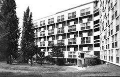 Berthold Rubetkin's Spa Green Estate, Islington, London, 1946