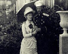 Grand Duchess Elisabeth and Grand Duke Sergei