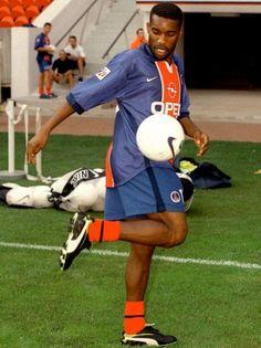Jay-Jay Okocha (PSG)