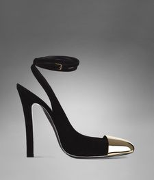 YSL! Ingenue High Heel.