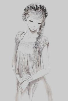 Amazing Anime Drawings And Manga Faces (11)