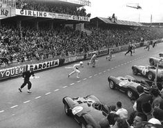 Running Start - The Early Days of LeMans