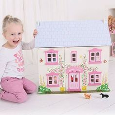 Bigjigs Bigjigs Poppenhuis Rose Cottage