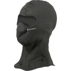 Scott Wind Warrior Hood Facemask Black S