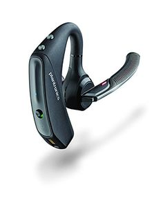 Plantronics Voyager 5200 Bluetooth Headset For Smartphone PC MAC Tablets Black Best Bluetooth Headphones, Oreillette Bluetooth, Wireless Headset, Verizon Wireless, Samsung, Noise Cancelling, Iphone, Cell Phone Accessories, Smartphone
