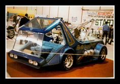 """""""Turnpike Hauler"""" Show Car, 1975 by Cosmo Lutz, via Flickr"""