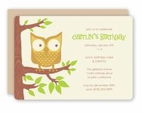 Lots of cute invitations