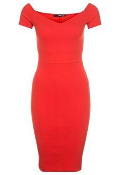 JANE - Trikoomekko - punainen