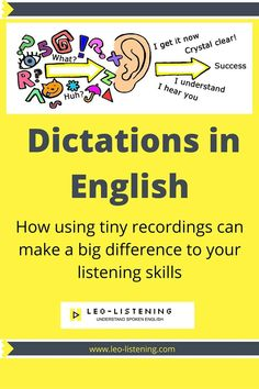 Just listening is not enough. So start doing some dictations when you listen to English.