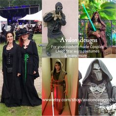 Our own costumes for Castlefest 2017.  Maleficent and Zelena. Want your cosplay character come to life? We make cosplay,larp,reenactment,bridal and many other themed costumes!