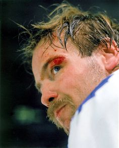 the toughest man in hockey! Hockey Baby, Hockey Teams, Hockey Players, Ice Hockey, Hockey Stuff, Nhl, Maple Leafs Hockey, National Hockey League
