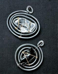 Alexander Calder, silver wire and glass, ca 1948, Photo Calder Foundation, New York