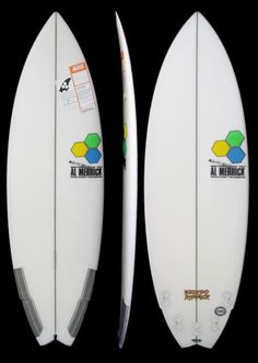 Channel Islands Weirdo Ripper 5'4 x 18 1/2 x 2 1/8 5-fin Surfboard...