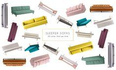 30 Sleeper Sofas We Love | Emily Henderson | Bloglovin'