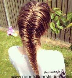 17.Fishtail Braid