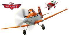 PNG Download: Pacote com 10 Imagens dos Aviões da Disney em PNG em alta definição com fundo transparente