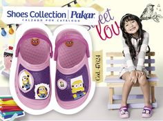 Shoes Collection Pakar Moda Minions