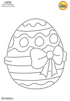 Easter Tracing and Coloring Pages for Kids - Free Preschool Printables and Worksheets, Fine Motor Skills Practice - Easter bunny, eggs, chicks and more on BonTon TV - Coloring books Easter Bunny Colouring, Easter Coloring Pages, Coloring Sheets For Kids, Coloring Books, Free Coloring, Free Preschool, Preschool Crafts, Easter Crafts, Preschool Printables