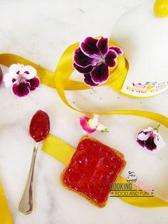 Marmellata di fragole e zenzero | Cooking in Rosa