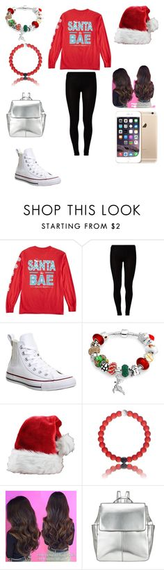 """""""Untitled #308"""" by dougherty-jenny ❤ liked on Polyvore featuring Majestic, Converse, Bling Jewelry, Kin by John Lewis, women's clothing, women, female, woman, misses and juniors"""