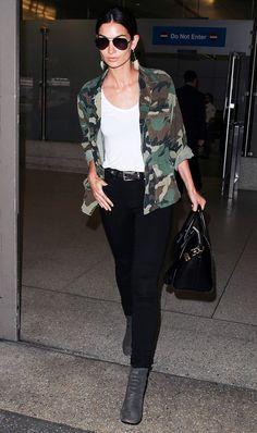 8 Things Models Always Wear to the Airport via @WhoWhatWear