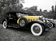 1930 Cadillac 452A V16 Dual Cowl Phaeton
