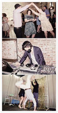 DJ Ryan Rasheed, photo by The Lovely Lens.