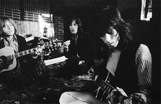 Brian Jones, Mick Jagger, Keith Richards