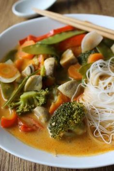 Thai-Curry-Suppe