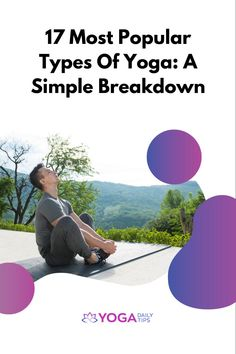 If you are bombarded with everyday stressors that are making your life miserable, maybe it is time to try out some popular types of yoga techniques! #yoga #yogaposes #yogatypes #yogatypesstyle Svaroopa Yoga, Vinyasa Yoga, Yoga Flow, Different Types Of Yoga, Bhakti Yoga, Yoga At Home, Restorative Yoga, Spiritual Development, Iyengar Yoga