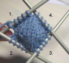 Ulla 02/06 - Neuvot -8-aloitus Wool Socks, Knitting Patterns, Diy And Crafts, Stockings, Crochet, Knits, Footwear, Products, Knit Socks