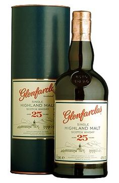 Glenfarclas 25 Years Old: A big and bold Highlander. Not unlike Highland Park 25 in that it hasn't mellowed with age. Unusually dark for the region. Great. (Denver Colorado AIDS Project 2014)