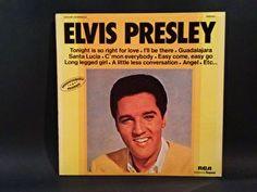 Elvis - Elvis Presley (LP)