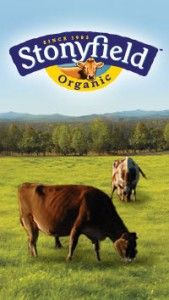Sustaining Local Family Farms: Stonyfield Farms Giveaway on Made in USA Challenge blog