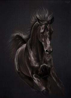 Horse in Brown