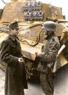 Koenig Tiger | by GLORY. The largest archive of german WWII images