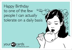 45 Best Funny Birthday Greetings Images