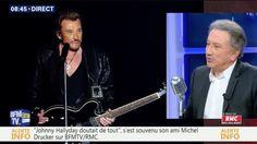 Actu : Michel Drucker explique ses larmes lors de son hommage à Johnny Hallyday (VIDEO)  actu