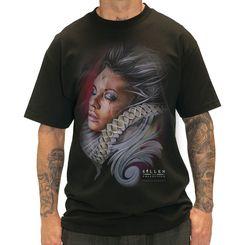 Sullen Sergey T-Shirt - West Coast Republic