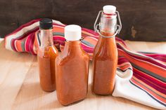 Sweet and Savory Chili Sauce. A recipe for all-purpose homemade chili sauce that is both sweet and savory made with plenty of chili peppers tomato pineapple juice. Homemade Chili Sauce, Chili Sauce Recipe, Chili Garlic Sauce, Habanero Sauce, Marinade Sauce, Chili Recipes, Sauce Recipes, Guacamole Salsa, Salad Sauce