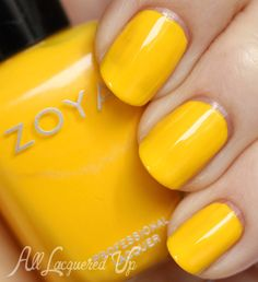 Zoya Stunning Summer 2013 Nail Polish Swatches